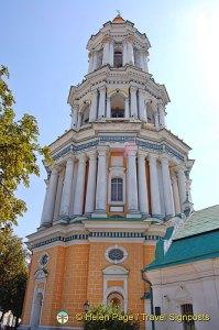 Belltower, Monastery of the Caves, Kiev