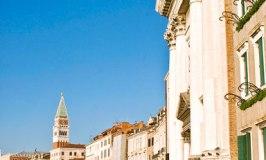 Vivaldi's Church and Riva Schiavoni