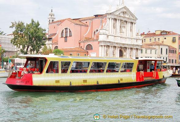 Venice Hop-on Hop-off Vaporetto