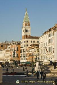 Riva Schiavoni - Venice