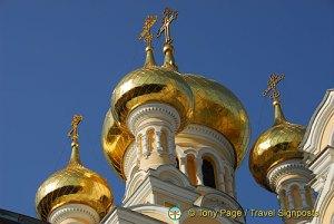 Alexander Nevsky Cathedral, Yalta