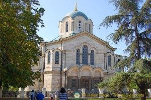 St Vladimir's Cathedral, Sevastopol