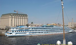 Dnieper River Cruise – Photos and Itinerary