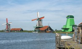 See the Magic of Spring on a Holland and Belgium River Cruise