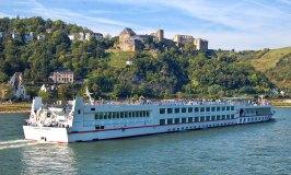 Cruising the Middle Rhine