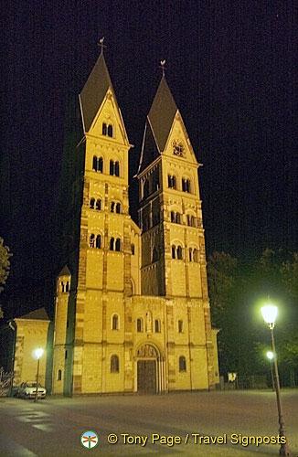 Basilica St Castor, Koblenz
