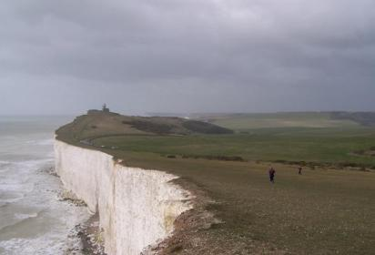 Walking on the Seven Sisters