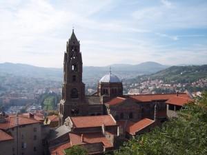 Notre Dame at Le Puy