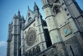 Leon's marvellous Cathedral