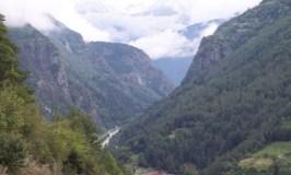 Via Francigena: Martigny to Orsieres