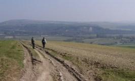 South Downs Way Walking Trail