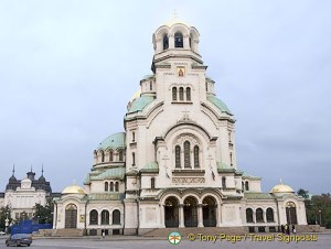 St Alexander Nevski, Sofia
