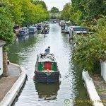 Regent's Canal, London..