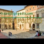 Montepulciano: Live from the Heart of Tuscany's Wine Country