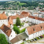 Veste Oberhaus – Fortress of the Passau's Prince-Bishops