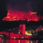 Heidelberg Castle Illuminations 2016