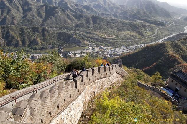 Great Wall at Juyong Pass
