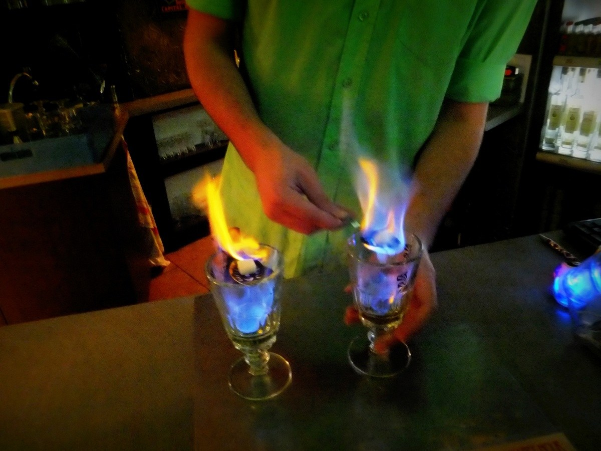 Don't Buy Absinthe in Prague without Reading this First
