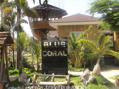 Blue Coral Beach Resort  TravelSmartNET