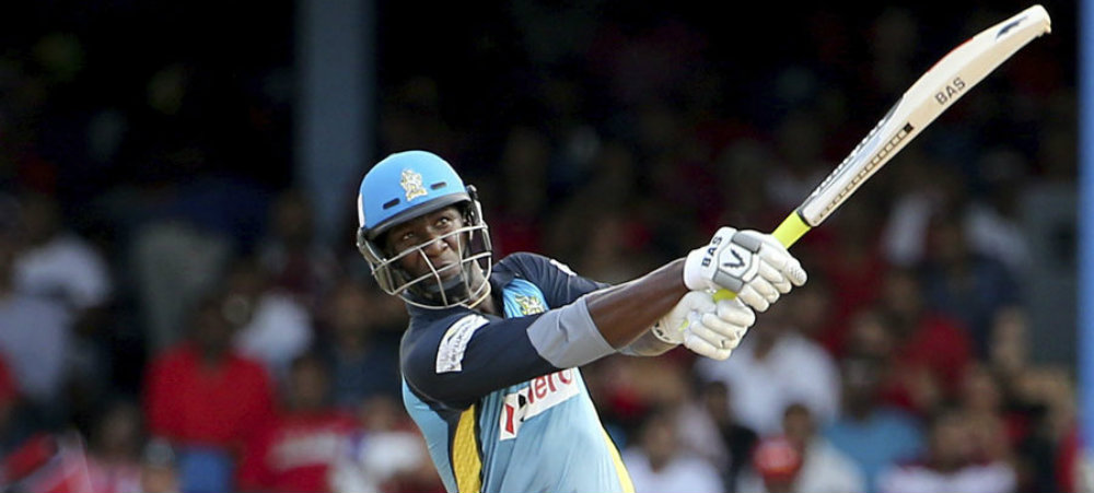 Image result for st lucia zouks darren sammy