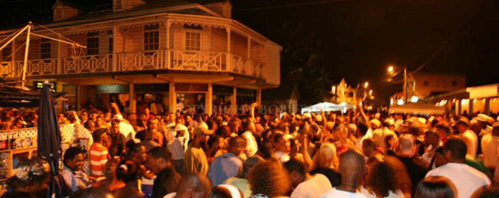 gros islet party st lucia travelsmart vip