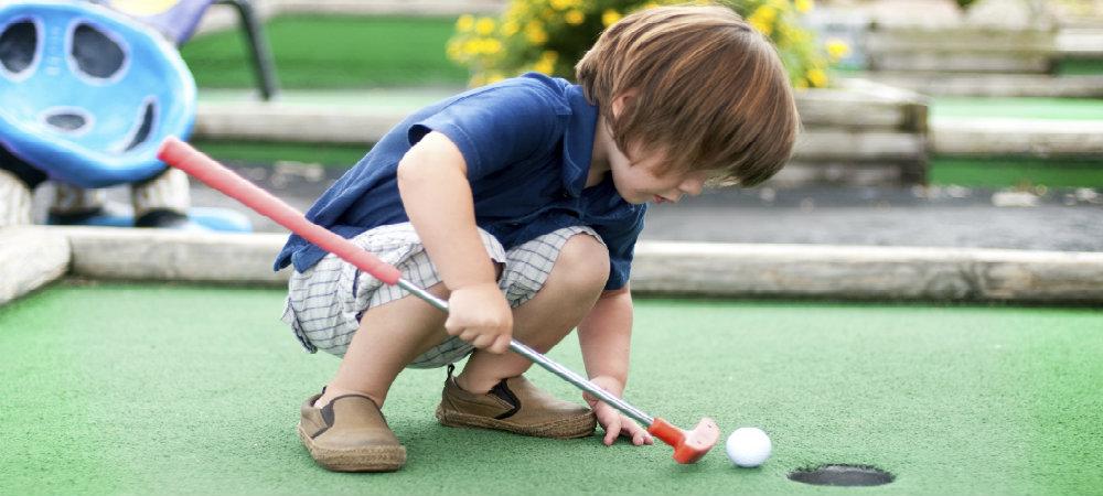 Royalton Bavaro Mini Golf TravelSmart VIP