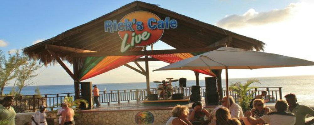 Rick's Cafe Negril Live Music TravelSmart VIP