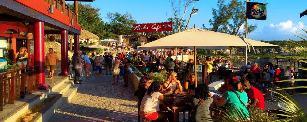 Rick's Cafe Negril Social Spot TravelSmart VIP