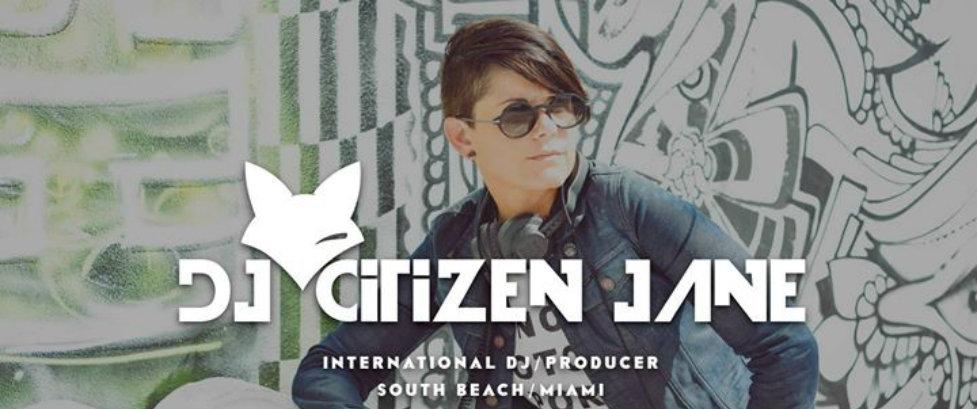 Caribbean Pride 2018 DJ Citizen Jane CHIC Punta Cana TravelSmart VIP
