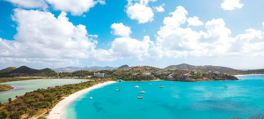 Royalton Antigua birds eye view TravelSmart VIP blog