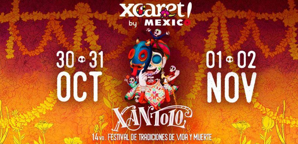 xcaret festival vida y muerte 2019 travelsmart vip