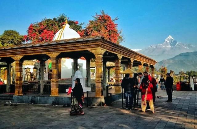 Bindhabasini Temple Pokhara