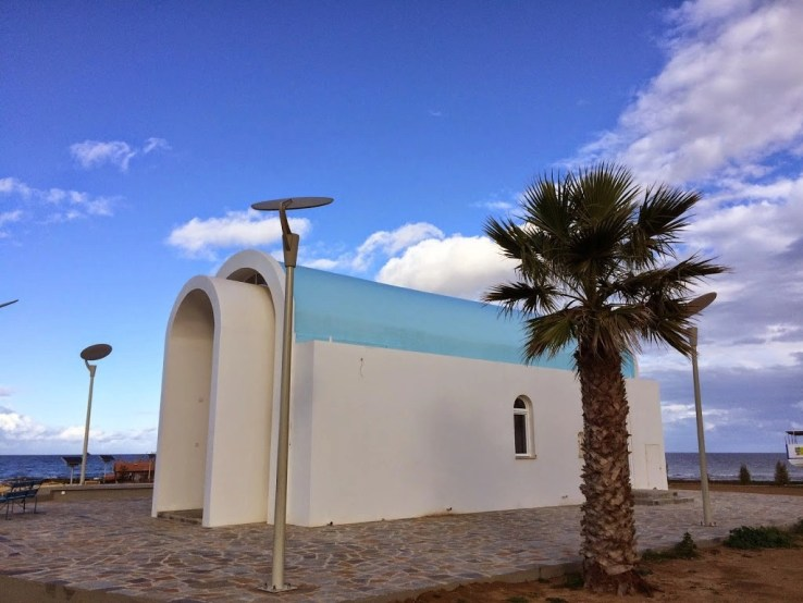Agia Triada church, Cyprus