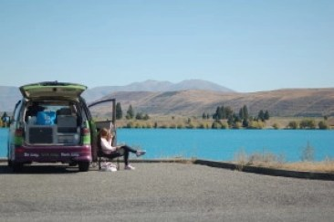 Campervan rental New Zealand