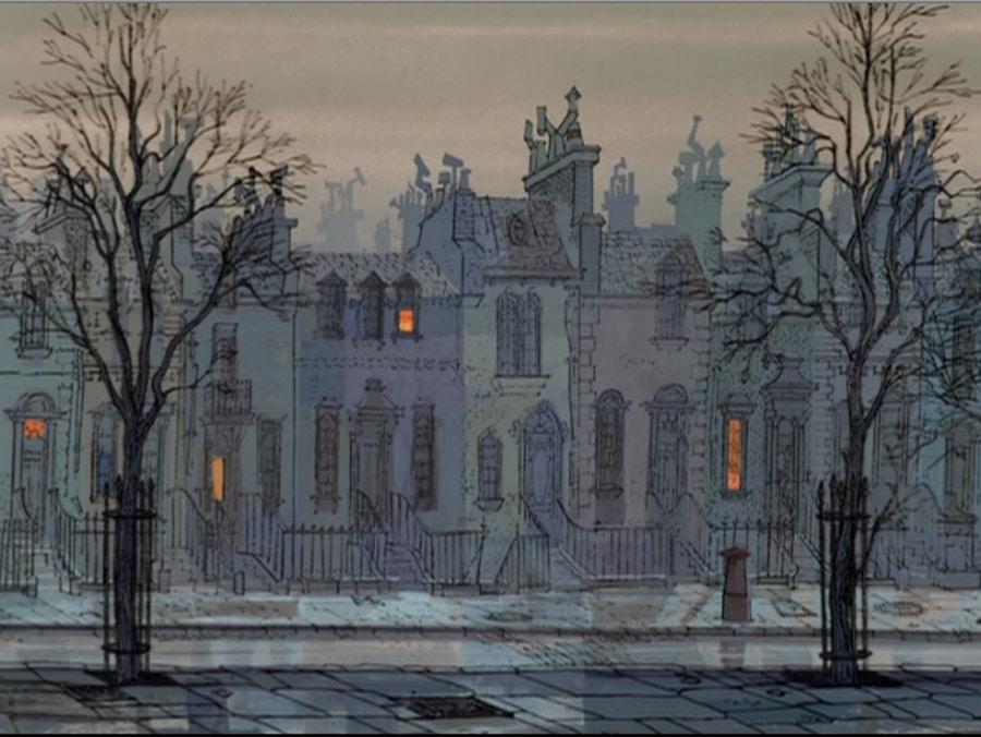 Londra e parigi le location preferite dei cartoni disney