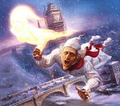 A Christmas Carol Londra
