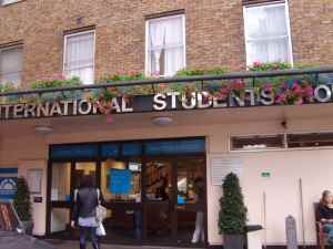 ISH (International Students House), Londra