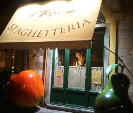 Spaghetteria Ir Tegame, Pisa