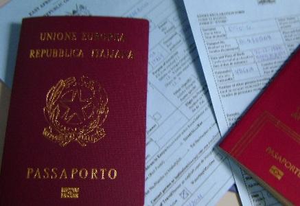 Passaporto Kenya