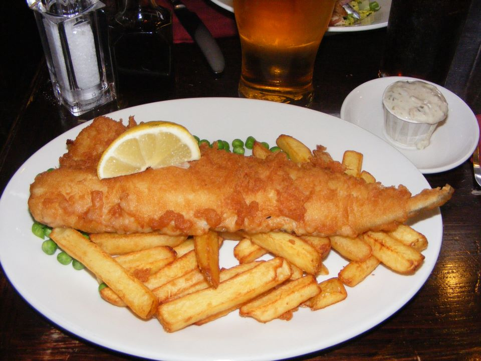 What to drink with fish and chips - WineTrust100.co.uk