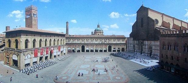 Visita alla terrazza panoramica di San Petronio a Bologna