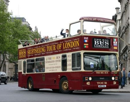Sightseeing tour londra
