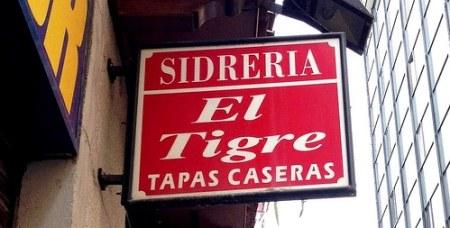el tigre madrid
