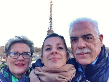 parigi with family