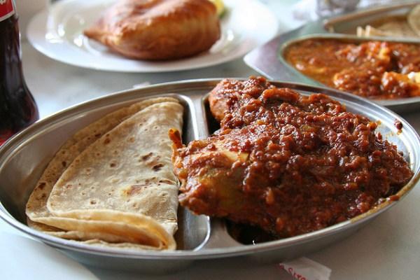 Kenyan Chapati