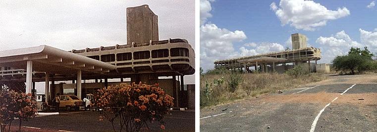 Mombasa Road in !985