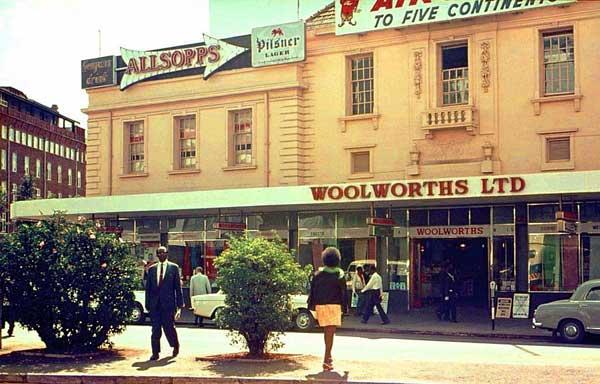 Woolworths Kenya
