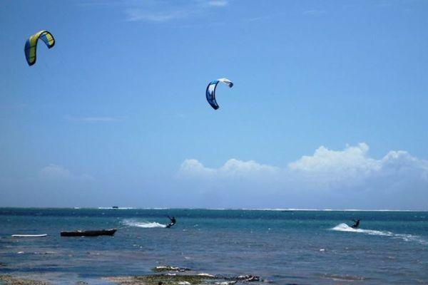 Mombasa Marine National Park & Reserve