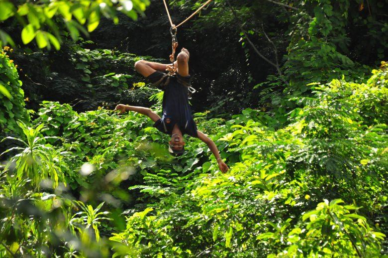 1 zip lining Seychelles Iga Motylska the seychelles adventure