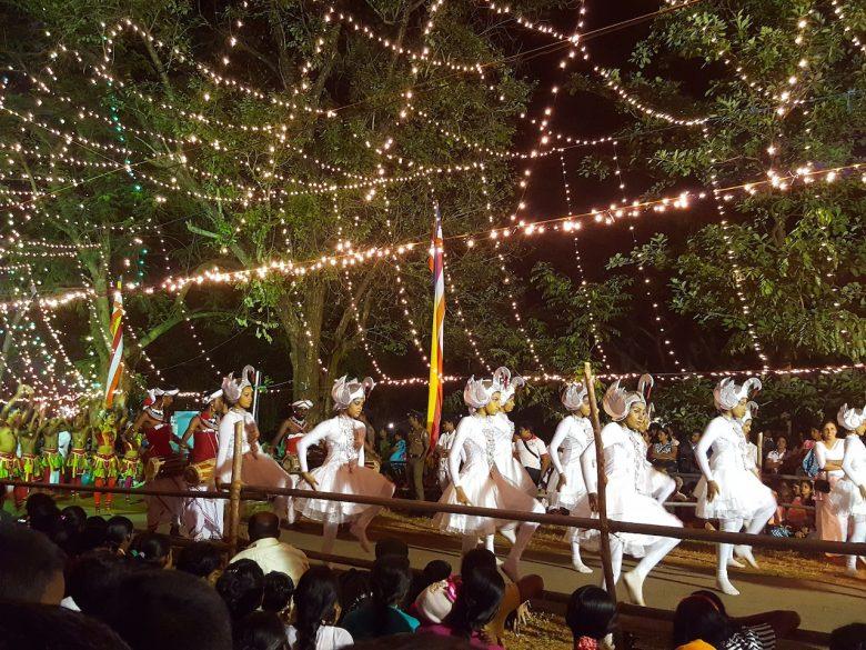 Cultural festival in Kandy(1) backpacking Sri Lanka